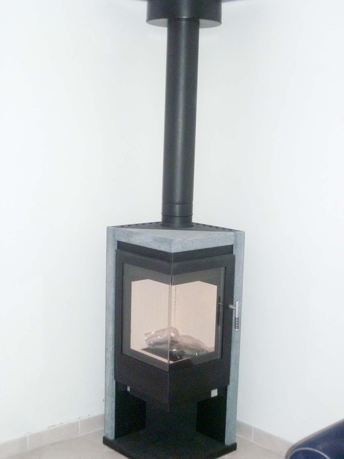 LAMY - Fabrication et installation de cheminées sur mesure